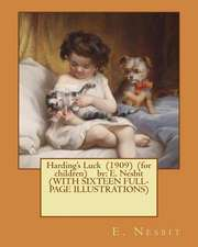 Harding's Luck (1909) (for Children) by