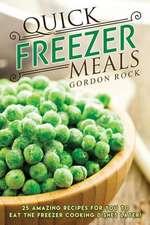Quick Freezer Meals