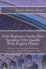 Urdu Beginners Guide