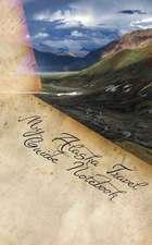 My Alaska Travel Guide Notebook