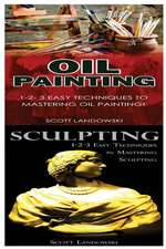 Oil Painting & Sculpting