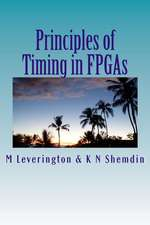 Principles of Timing in FPGAs