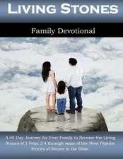Living Stones Family Devotional