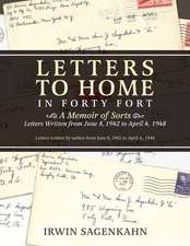 Letters to Home in Forty Fort