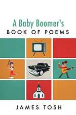 A Baby Boomer's Book of Poems
