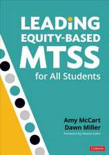 Leading Equity-Based MTSS for All Students