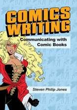 Comics Writing