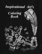 Inspirational Art's Coloring Book