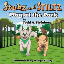 Stubz and Stiltz Play at the Park