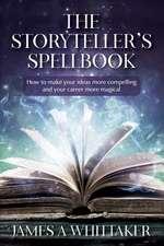 The Storyteller's Spellbook