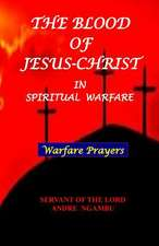 The Blood of Jesus Christ