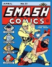 Smash Comics #21