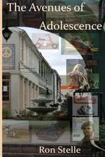 The Avenues of Adolescence