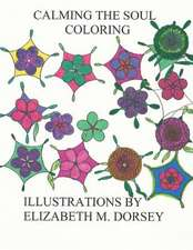 Calming the Soul Coloring