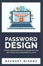Password Design