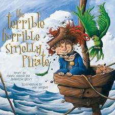 Terrible, Horrible, Smelly Pirate