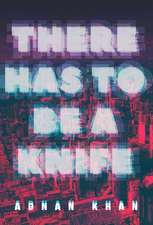 There Has to Be a Knife