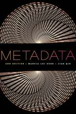 Metadata, Second Editiion