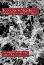 Food-Borne Microbes:  Shaping the Host Ecosystem