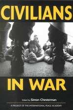 Civilians in War