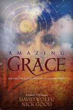 Amazing Grace:  A Galactic Cliff-Hanger