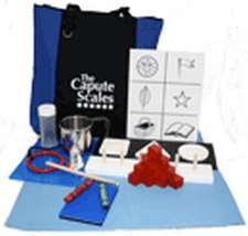 Capute Scales Test Kit: Cognitive Adaptive Test / Clinical Linguistic Auditory Milestone Scale