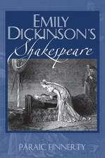 Emily Dickinson's Shakespeare