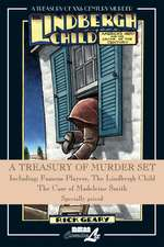 A Treasury Of Murder Set: Including: Famous Players, The Lindbergh Child & The Case Of Madeleine Smith