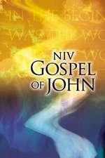 NIV, Gospel of John, Paperback