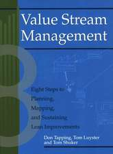 Value Stream Management