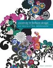 Creativity in Fashion Design: An Inspiration Workbook