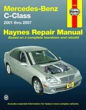Mercedes-Benz C-Class Automotive Repair Manual