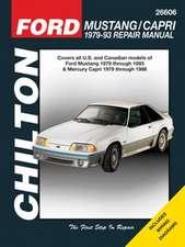 Chilton-Tcc Frd Must 79-93 Mercury Cap 79-86:  All Gasoline Engines - Tdi Diesel Engine (1998 Thru 2004)