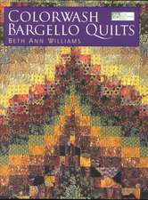 "Colorwash Bargello Quilts ""Print on Demand Edition"""