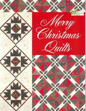 Merry Christmas Quilts Print on Demand Edition