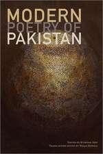 Modern Poetry of Pakistan