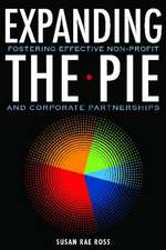 Ross, S:  Expanding the Pie
