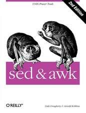 SED & AWK 2e