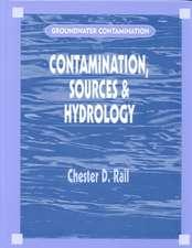 Groundwater Contamination, Volume I