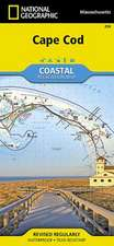 Cape Cod: Trails Illustrated National Parks