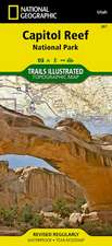 Capitol Reef National Park: Trails Illustrated National Parks