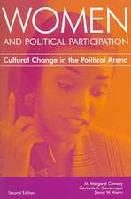 Women and Political Participation: Cultural Change in the Political Arena