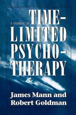 Casebook in Time-Limited Psychotherapy