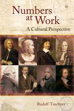 Numbers at Work:  A Cultural Perspective