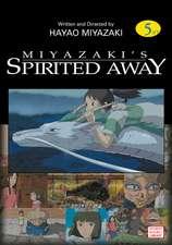 Spirited Away Film Comic, Vol. 5