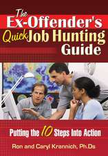 Ex-Offender's Quick Job Hunting Guide