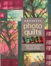 Artistic Photo Quilts-Print-on-Demand-Edition