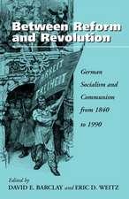 Between Reform and Revolution