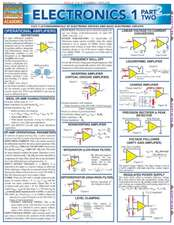 Electronics 1 Part Two Laminate Reference Chart