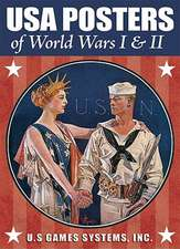 USA Posters of World Wars I & II:  Sacred Tools for Reading the Mind of God